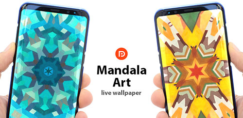 Mandal Art live wallpaper